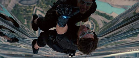 Tom Cruise Missão Impossível Protocolo Fantasma