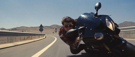 Tom Cruise Missão Impossível Nação Secreta