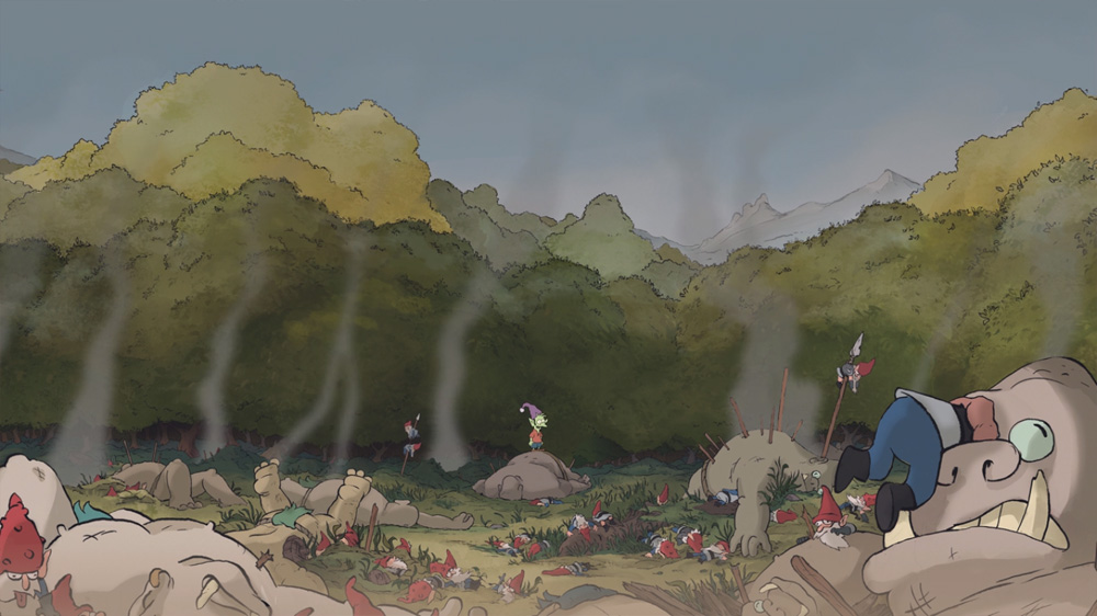 (Des)encanto Netflix Matt Groening