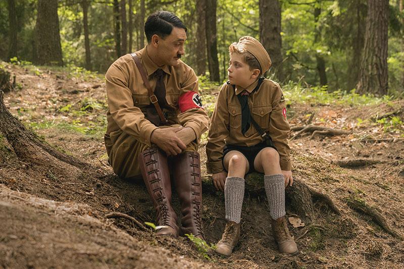 Jojo Rabbit Taika Waititi Scarlett Johansson Oscar 2020