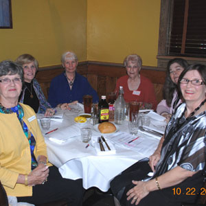 Annual Luncheon and Election – October 27th