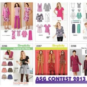 ASG Contest 2013