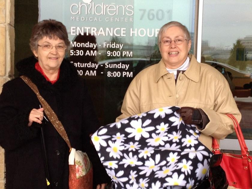 CarolJane at Childrens Legacy 1