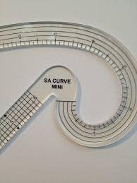 SA Curve Rulers