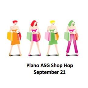 First Annual Shop Hop