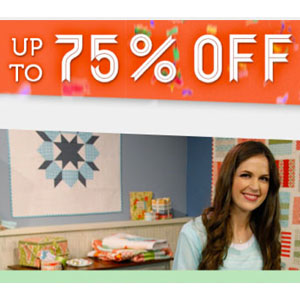 Craftsy September Sale 9/14-9/21