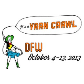 2nd annual DFW Yarn Crawl