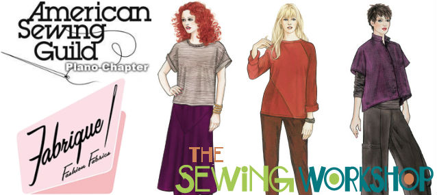 Linda Lee's Sewing with Knits Workshop + Fashion Show