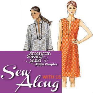 Week 5: Vogue 8897 Sew Along