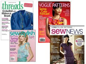 Sew-Along-magazines