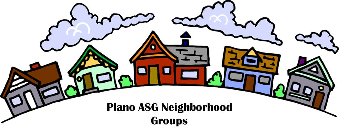 Neighborhood Group News