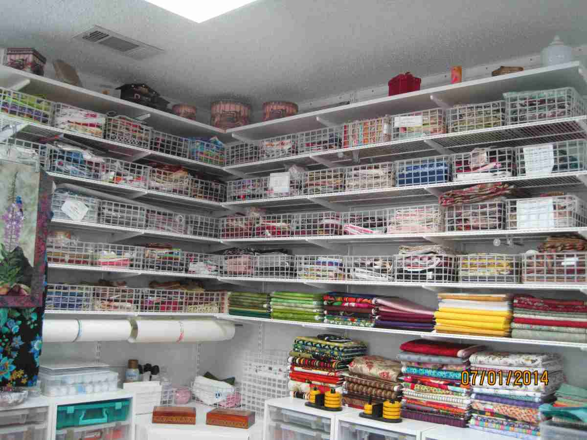 Organization – Part One – Fabric