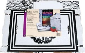 dritz pattern box