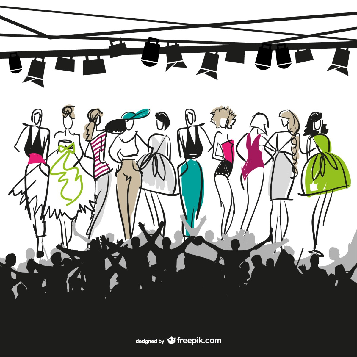 Show us your style Fashion Show June 20th