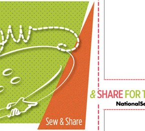 National Sewing Month Community Service Sew In
