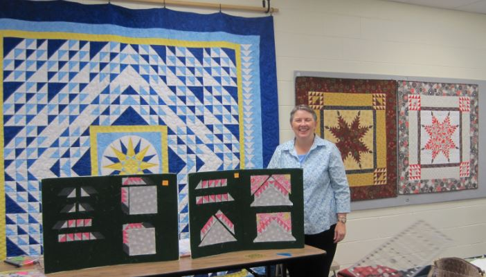 Cross Country Quilting Adventures
