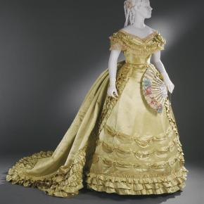 Couture exhibit and talk at Houston Museum of Fine Art