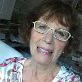 Meet Ginny Stein, Embroidery Neighborhood Group Leader