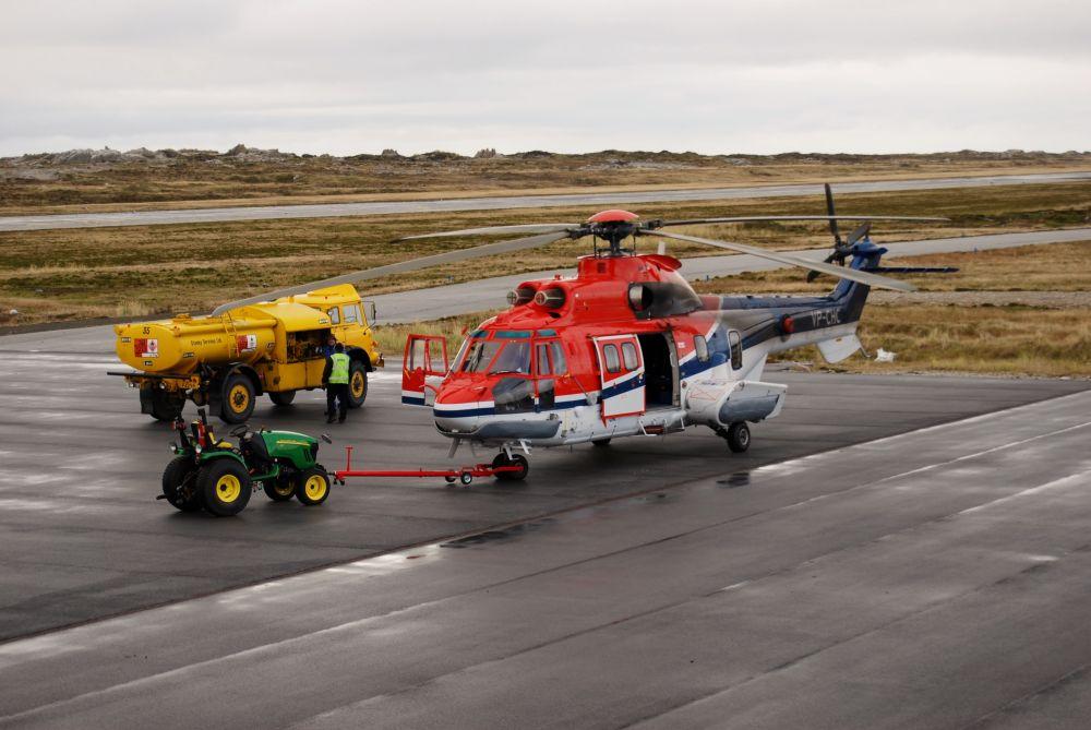 Aeronave de salvamento