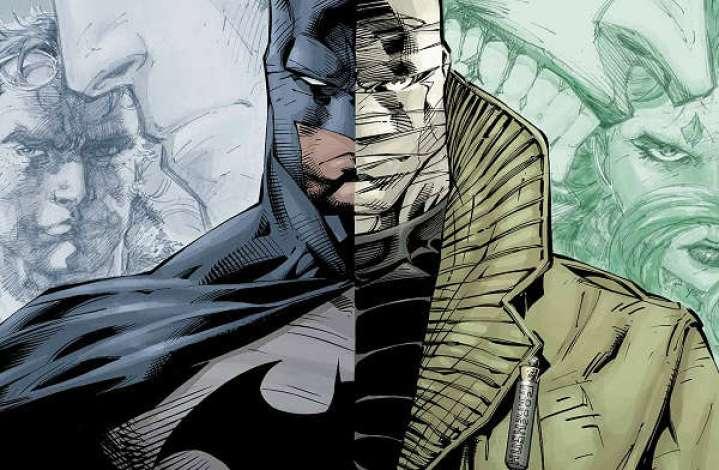 Resultado de imagem para BATMAN - SILÊNCIO