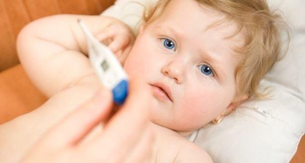 Conheça os cuidados necessários para febre nas crianças