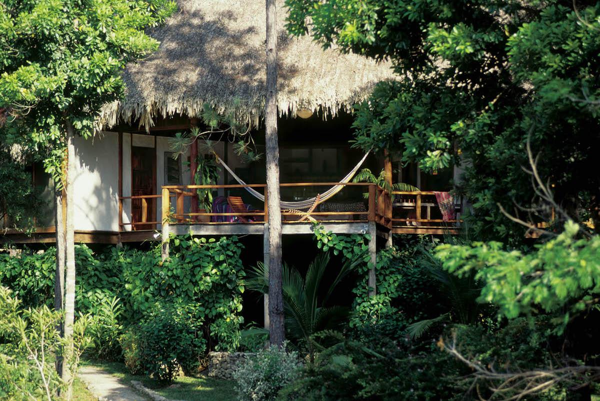 Blancaneaux, Belize - Balcony