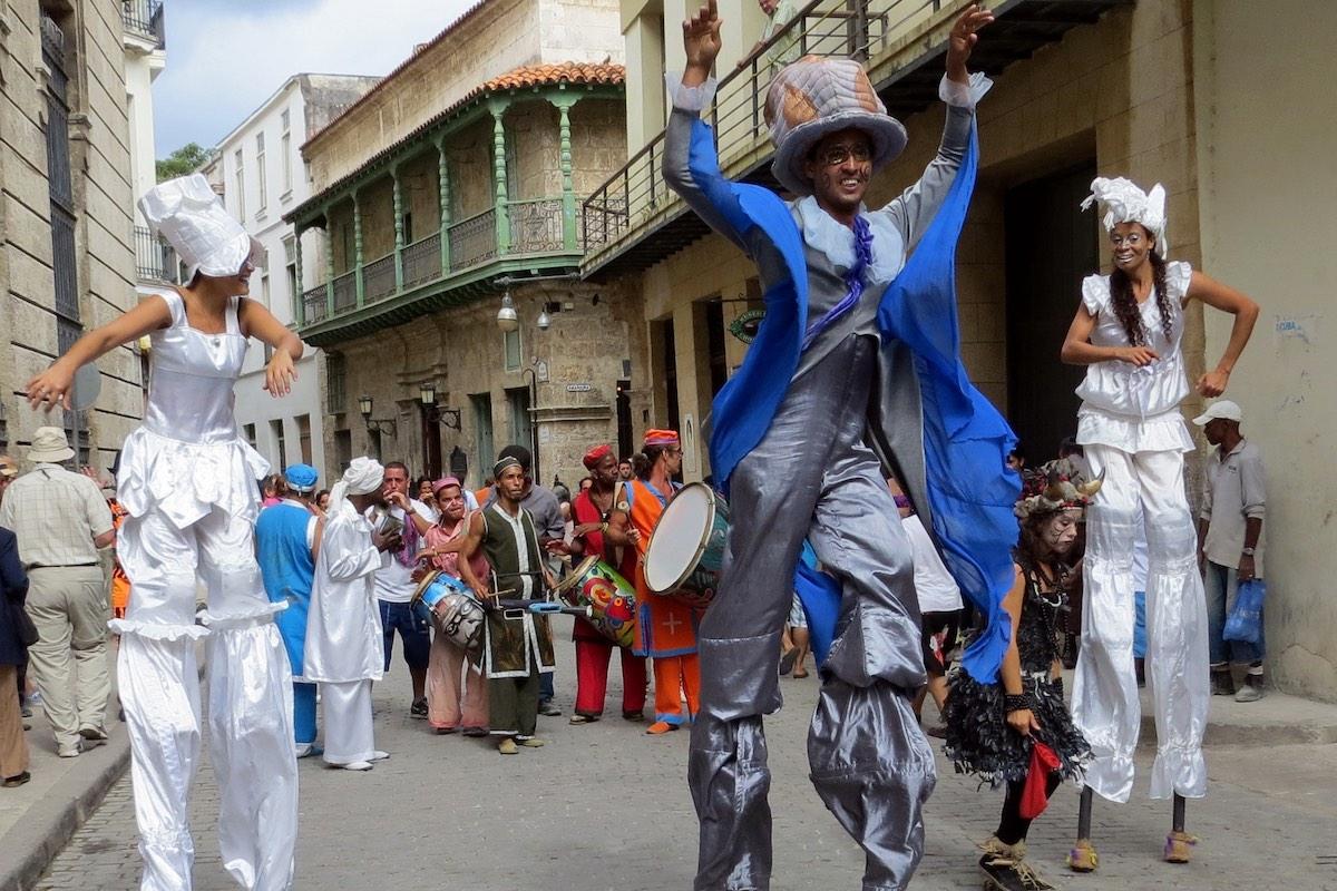 Havana, Cuba - Carnaval Performers