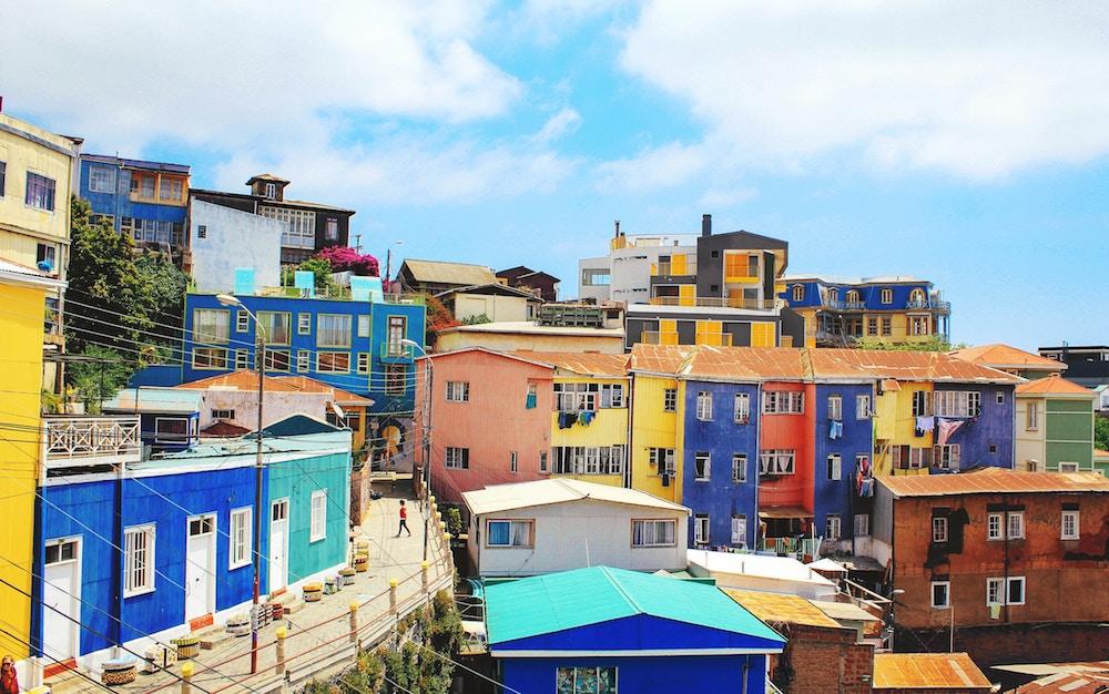 Valparaiso, Chile | Plan South America