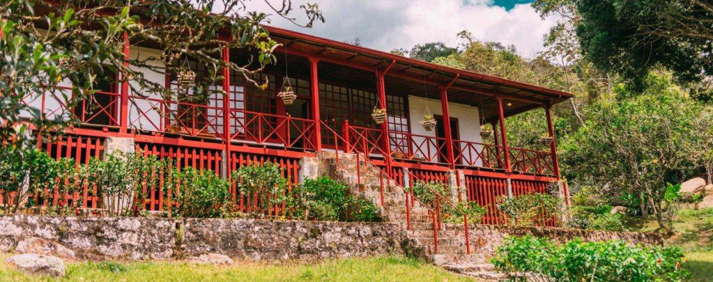 Cafetal de la Trinidad, Colombia | Plan South America