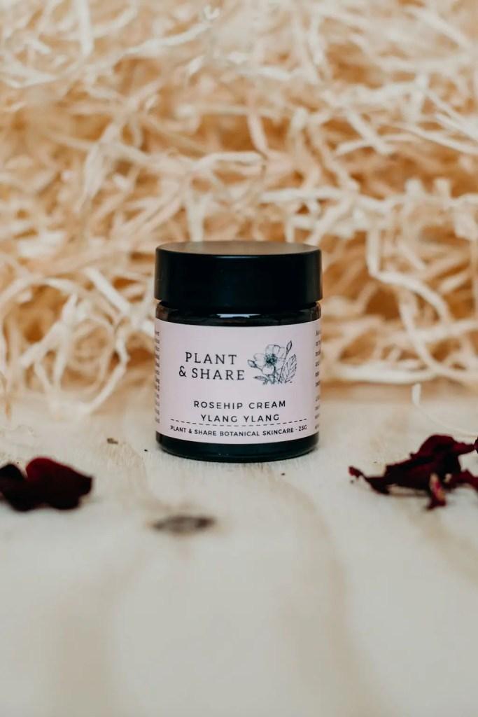 Rosehip Cream Ylang Ylang