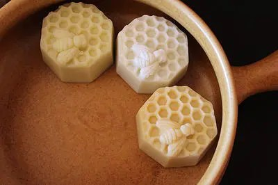 busy bees soap beeswax