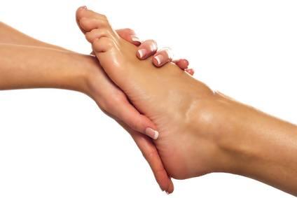 Causa hinchados pies deshidratación la