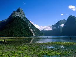 Jardines y paisajes de Nueva Zelanda