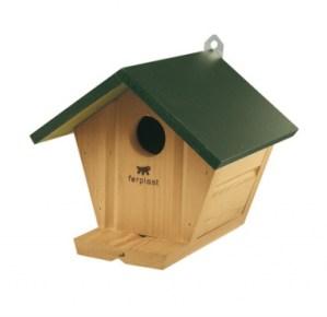Nido exterior para pájaros 1