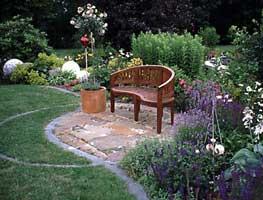 Jardines y el Feng Shui