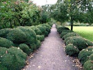 Jardín de Schoten, Bélgica 2