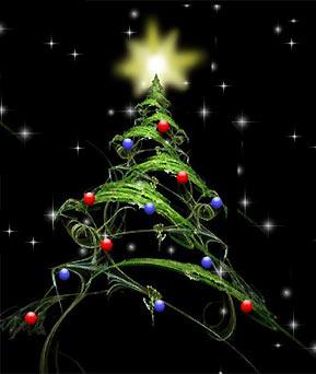 Ideas para decorar el árbol navideño