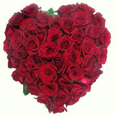 Ideas con flores para San Valentín