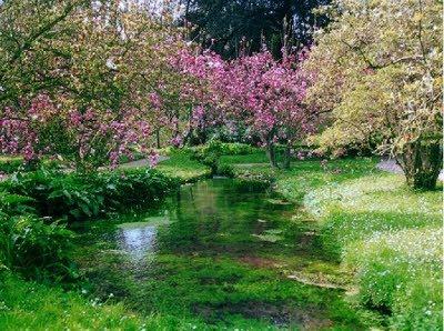 Jardines de Ninfa, Roma