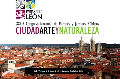 XXXIX Congreso Nacional de Parques y Jardines Públicos