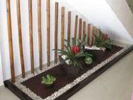 Jardín escalera