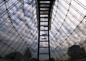 El invernadero alpino de Kew (Londres) 2