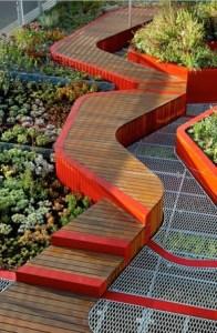 The Burnley Living Roofs: Sostenibilidad y biodiversidad al servicio de las ciudades. 4