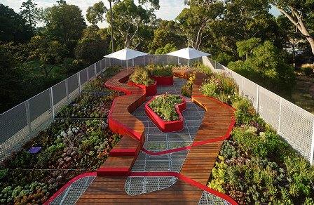 The Burnley Living Roofs: Sostenibilidad y biodiversidad al servicio de las ciudades.