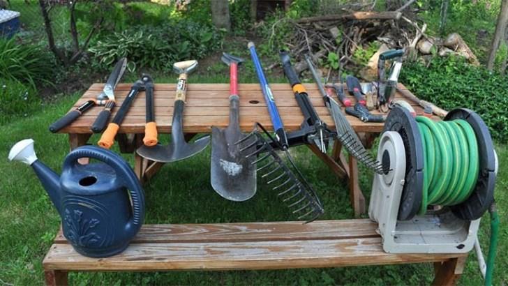 Herramientas básicas para nuestro jardín
