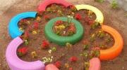 Ideas para hacer bancales en el jardín