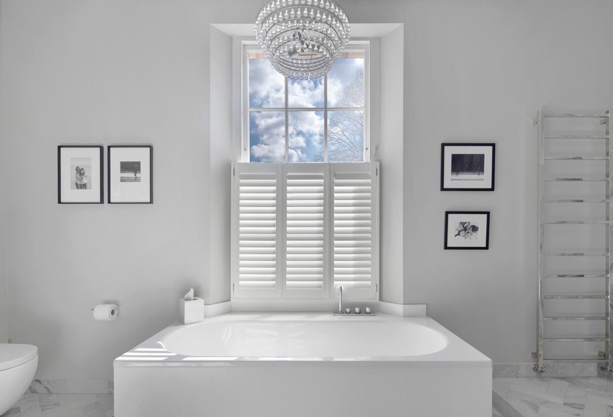 Personalize You Bathroom By Plantation Shutters Ltd 3 Jpg