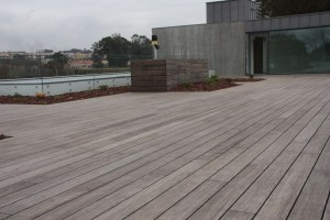 Plantation Bamboo X-treme decking large scale