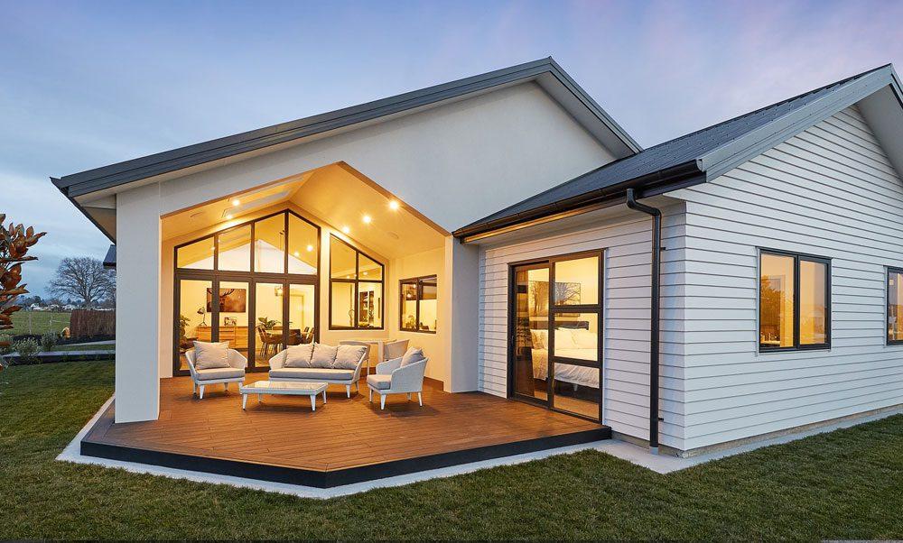 versatile homes decking