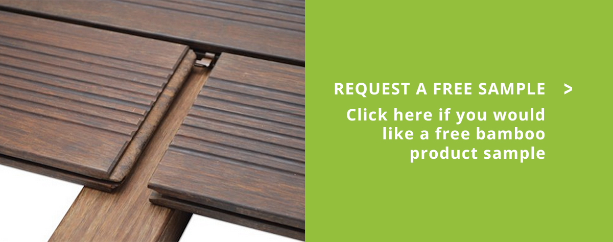 free bamboo product samples